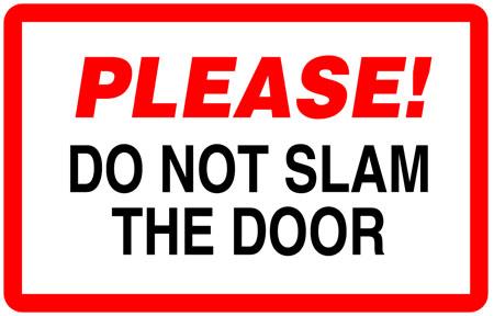 Stick - Slam Door
