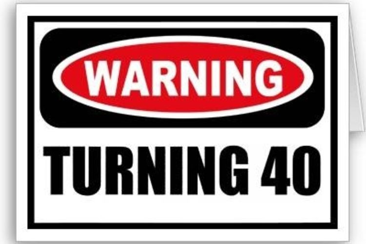 My 40th Trip Around The Sun Thoughts On The First 39